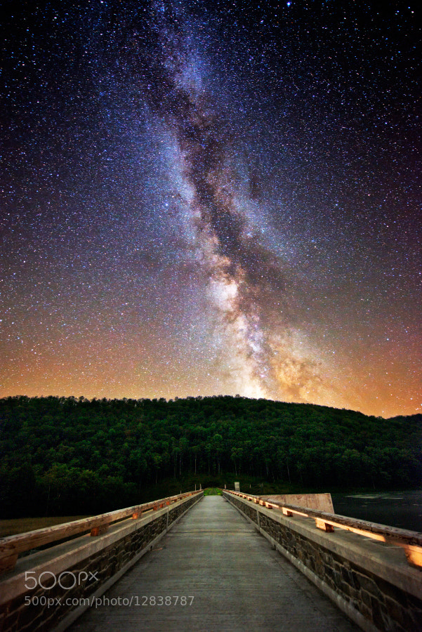 Photograph The 22nd Path by zach bright on 500px