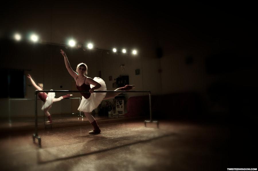 Melissa Dancing