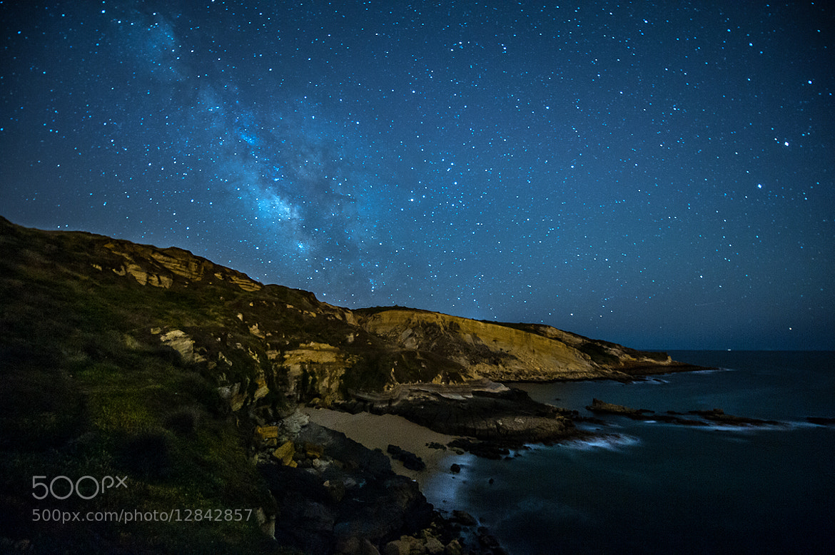 Photograph Stars by Nuno Trindade on 500px