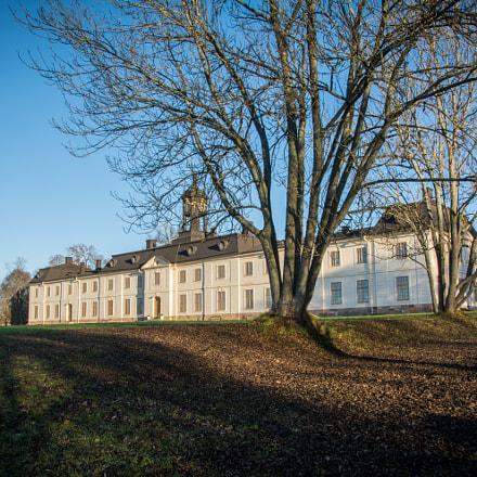 Svartsjö slott