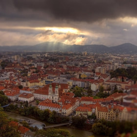 Graz by Michael Hansmann (MichaelHansmann)) on 500px.com
