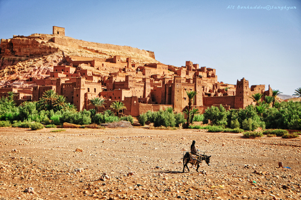 Photograph Ait Benhaddou by Sanghyun Baik on 500px