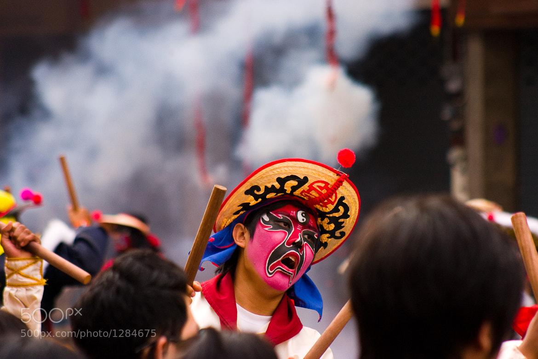 Photograph Festival angkor by tan hawan on 500px