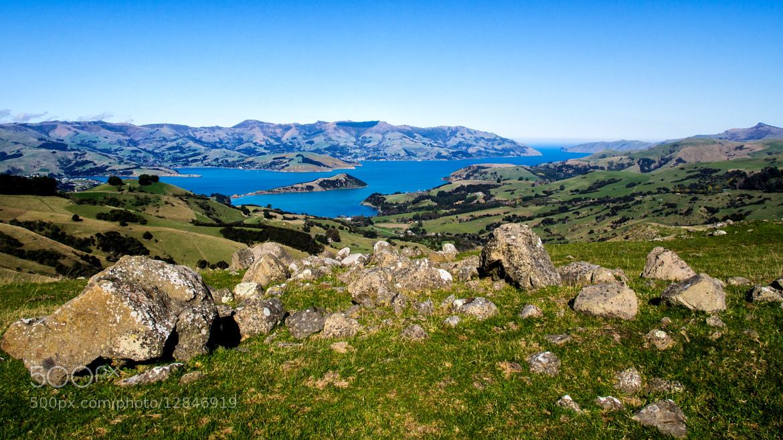 Photograph Akaroa Peninsula NZ by PaulEmmingsPhotography  on 500px