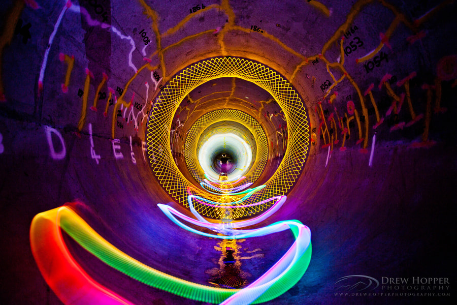 Photograph Enter The Void by Drew Hopper on 500px