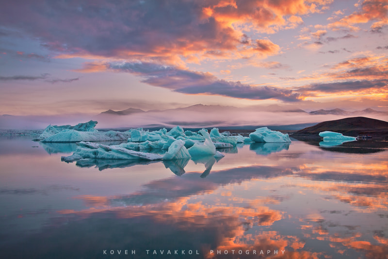 Photograph A Land of Ice by Koveh Tavakkol on 500px