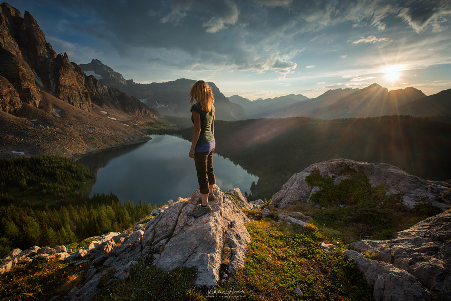 Assiniboine and I (2) by Viktoria Haack on 500px.com
