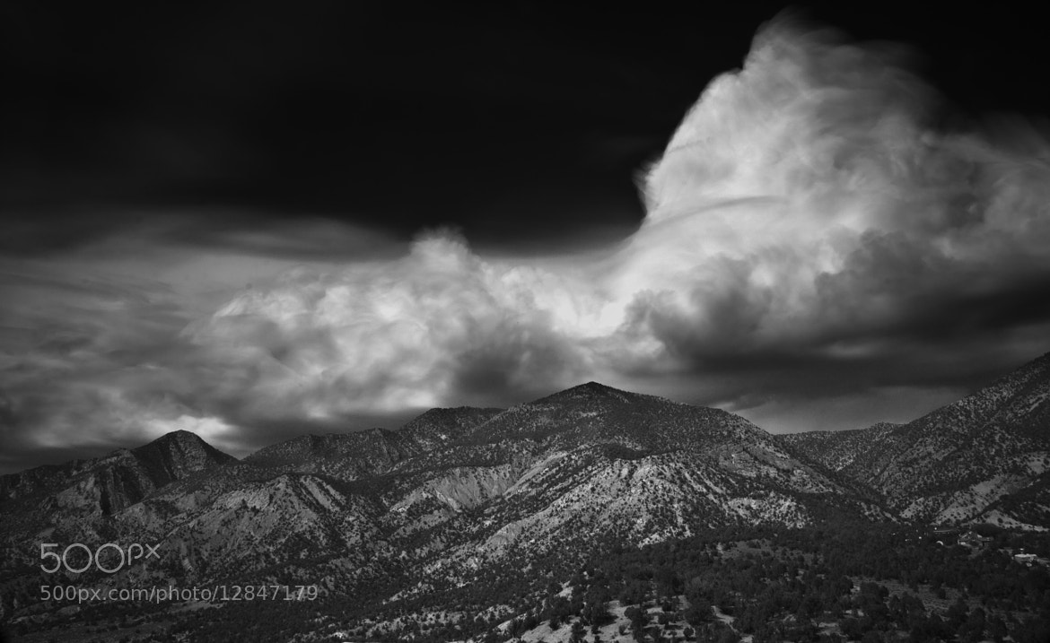 Photograph Clouds in Motion by Zach Becker on 500px