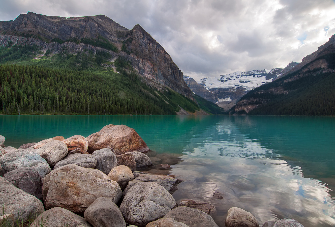 Photograph Lake Louise by James Wheeler on 500px