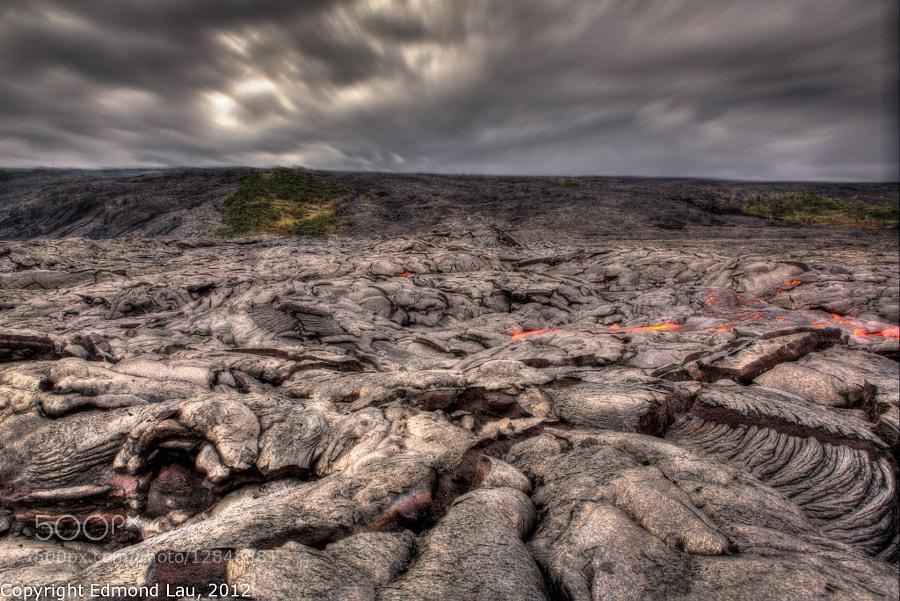 Imagining Lava Field by Edmond Lau (elau) on 500px.com