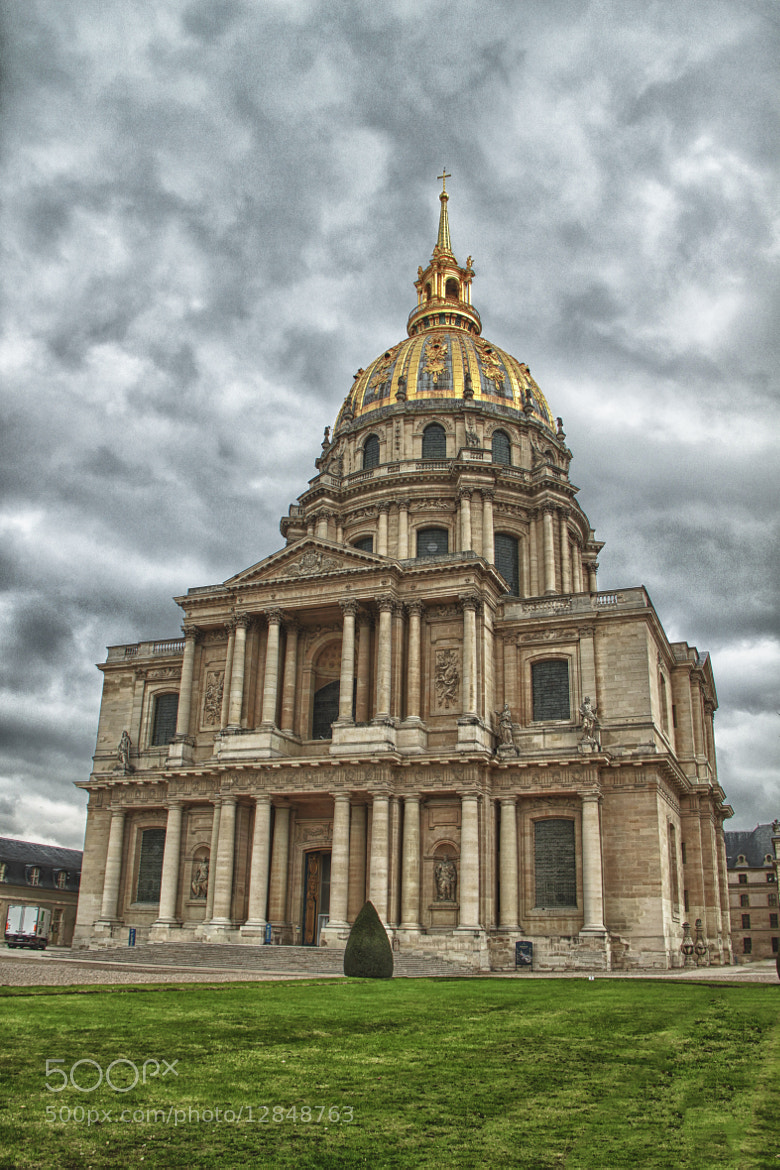 Photograph les invalides by Dennis Gonzalez on 500px