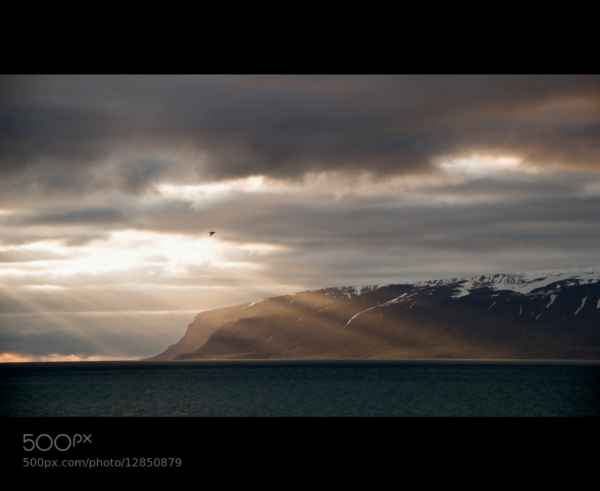 Photograph Enlightened Westfjords by Daniel Bosma on 500px