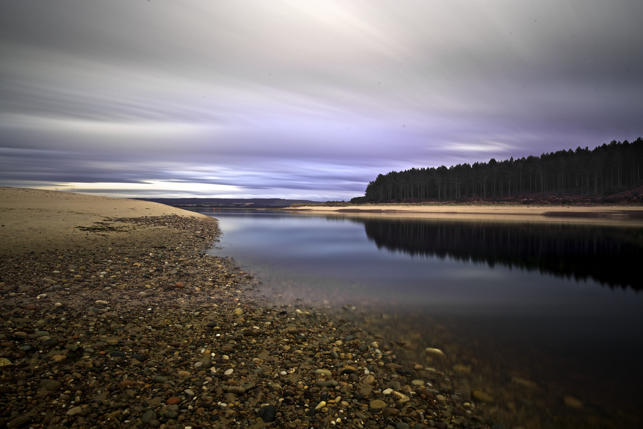 Photograph Findhorn bay by donald Goldney on 500px