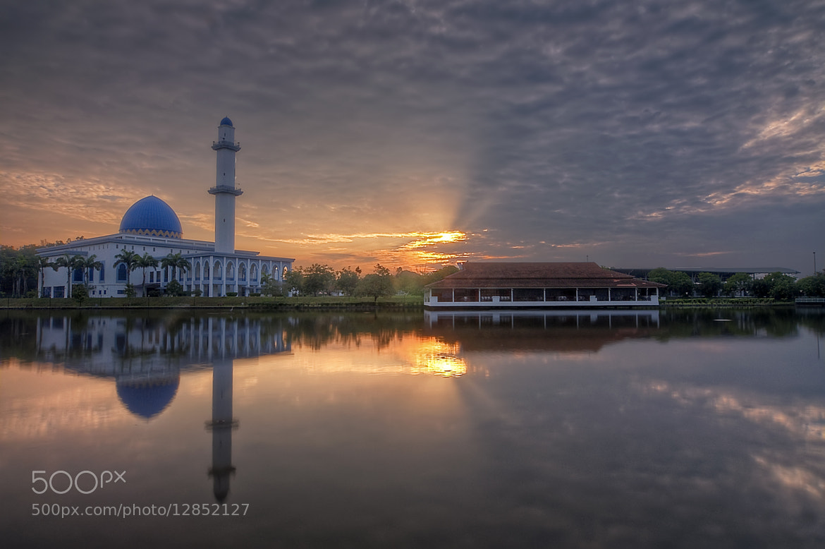 Photograph Masjid United by Sham ClickAddict on 500px