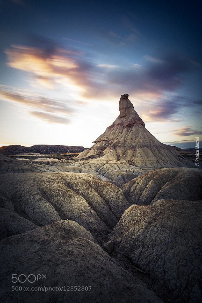 Photograph Bardenas Reales - Espagne by Patrice MESTARI on 500px