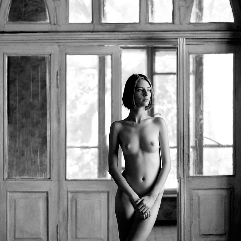 Photograph Nude #1 by Eugene Reno on 500px