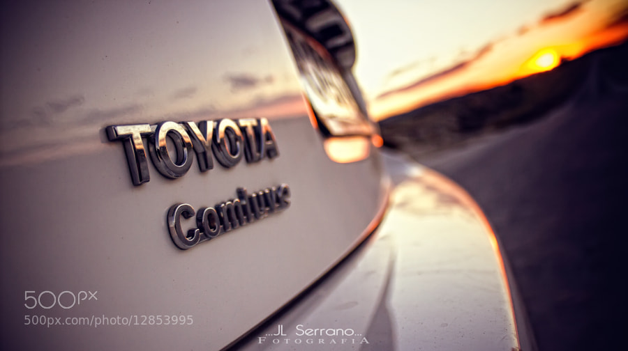 Photograph Toyota by Jose luis  Serrano  on 500px