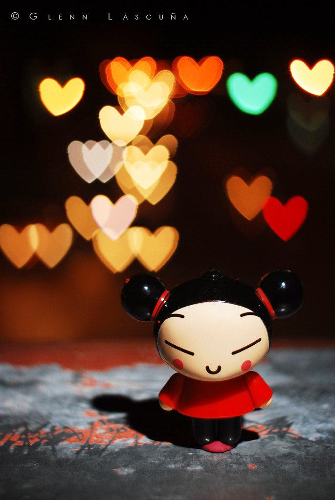 Photograph Pucca's Love ♥ by Glenn Lascuña on 500px