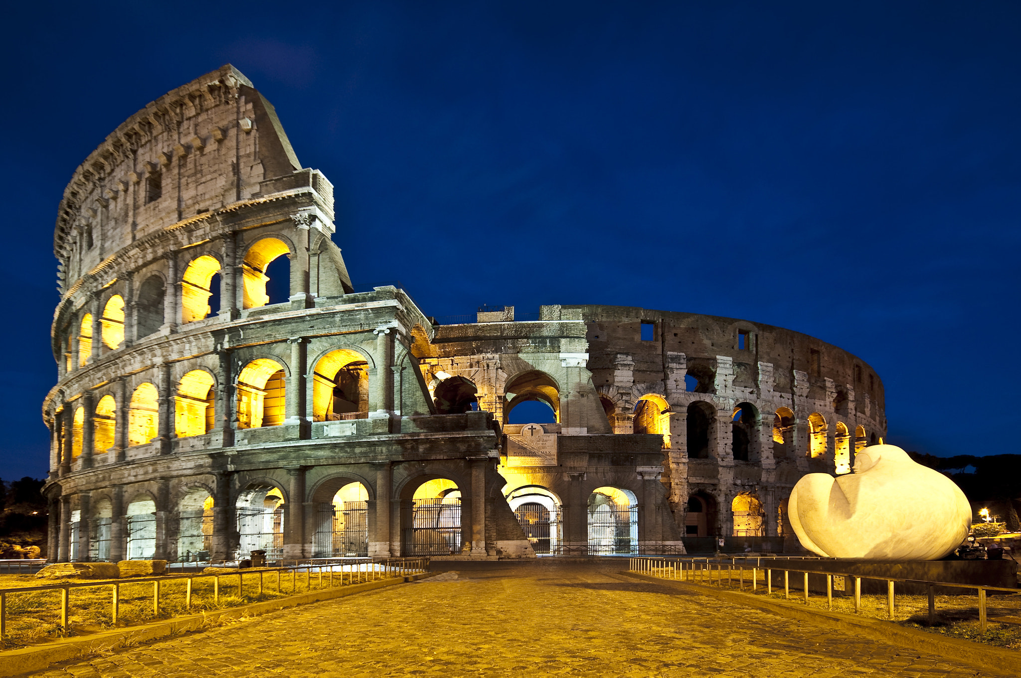 Photograph Colosseum by Fredrik Knoph on 500px