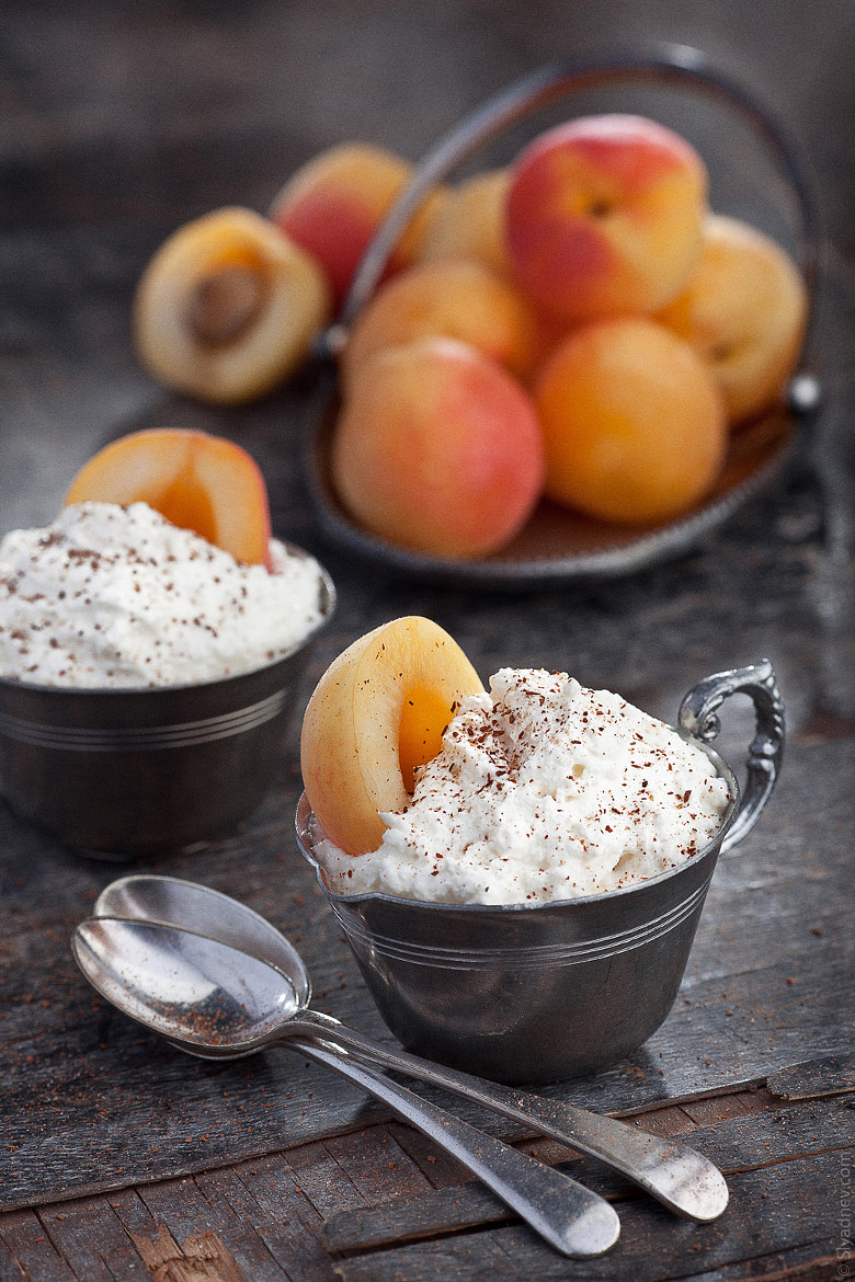 Photograph Cottage cheese with apricots by Aleksandr Slyadnev on 500px