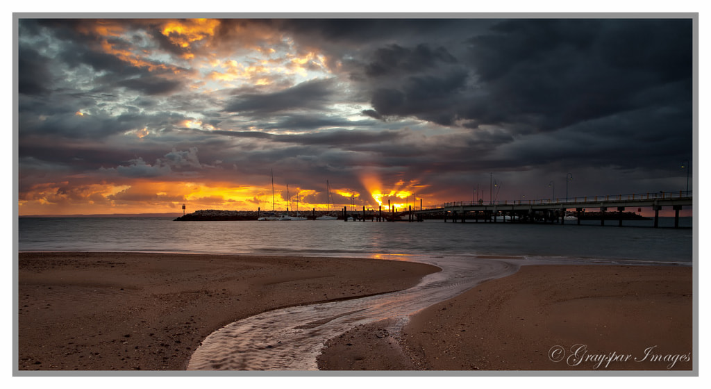 Photograph Breaking Dawn by Graham Sparey on 500px