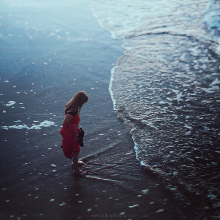 Photograph You can't cross the sea merely by standing and staring at the water. by Julia Dávila-Lampe on 500px