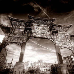 Chinese Arch by Mark McGowan (formidable)) on 500px.com