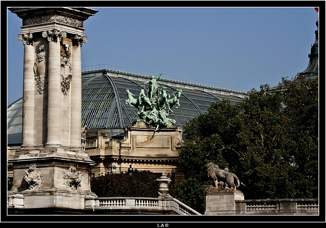 Photograph La verrière du Grand Palais by Loïc Auffray on 500px
