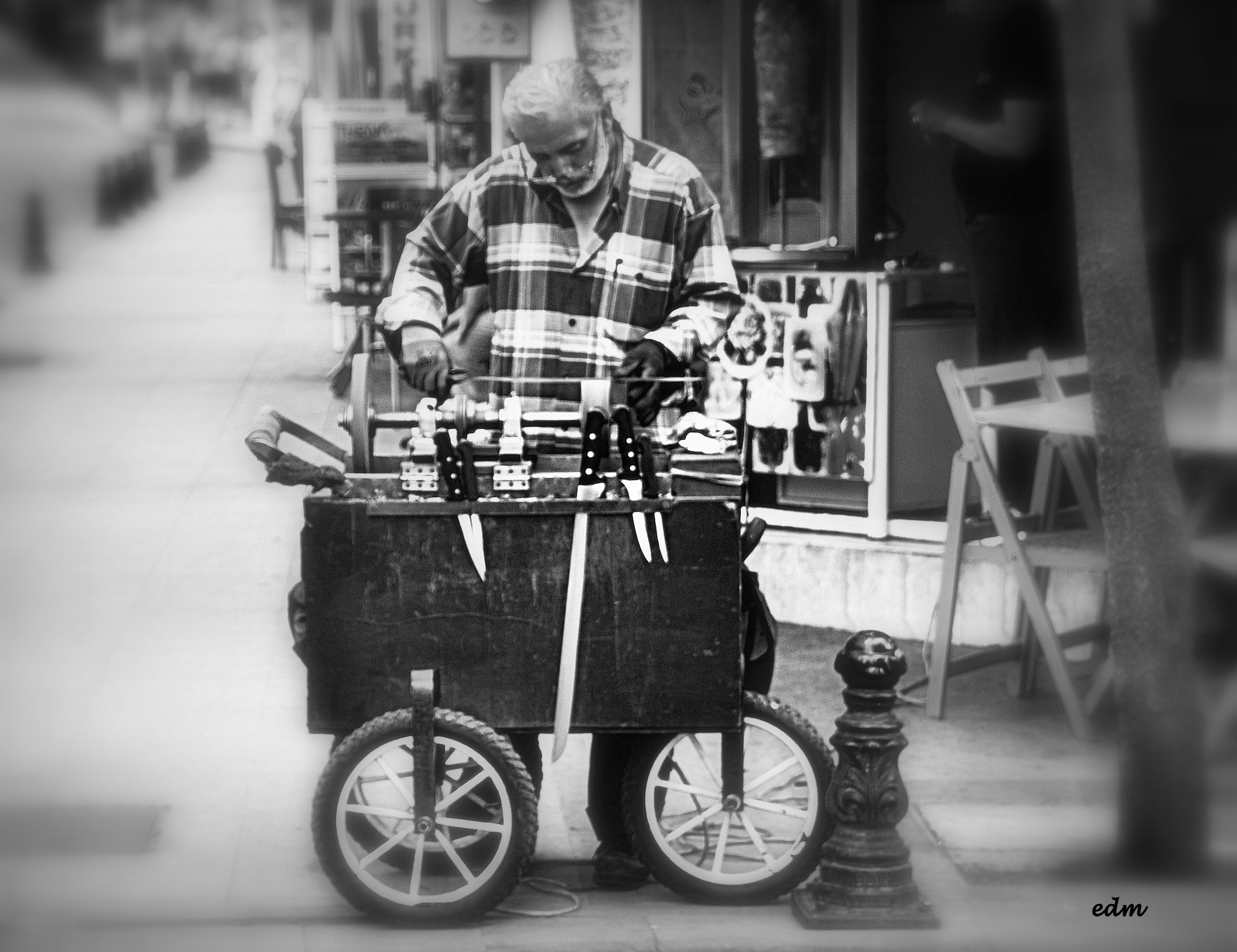 Photograph The grinder turkish by Ermanno Albano on 500px