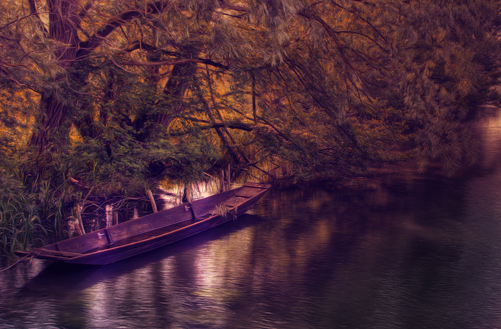 Photograph Old boat by Ilja Osthoff on 500px