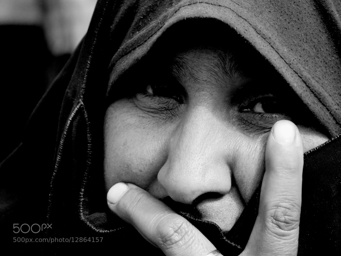 Photograph Portrait by Saif Hussain on 500px