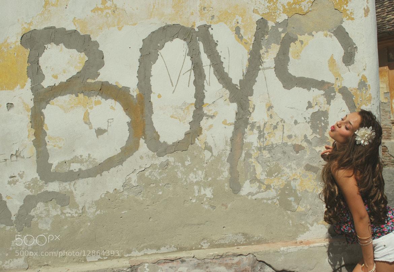 Photograph Boys & She by Antonia Jelic on 500px