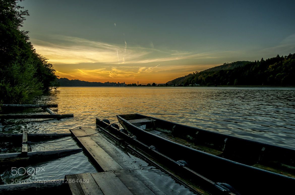 Photograph Donau by Leo Pöcksteiner on 500px