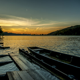 Donau by Leo Pöcksteiner (Poecky23)) on 500px.com