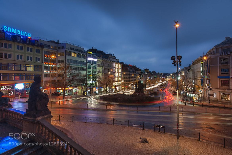 Photograph Praha. Vaclavskaya square by Ilya Shtrom on 500px