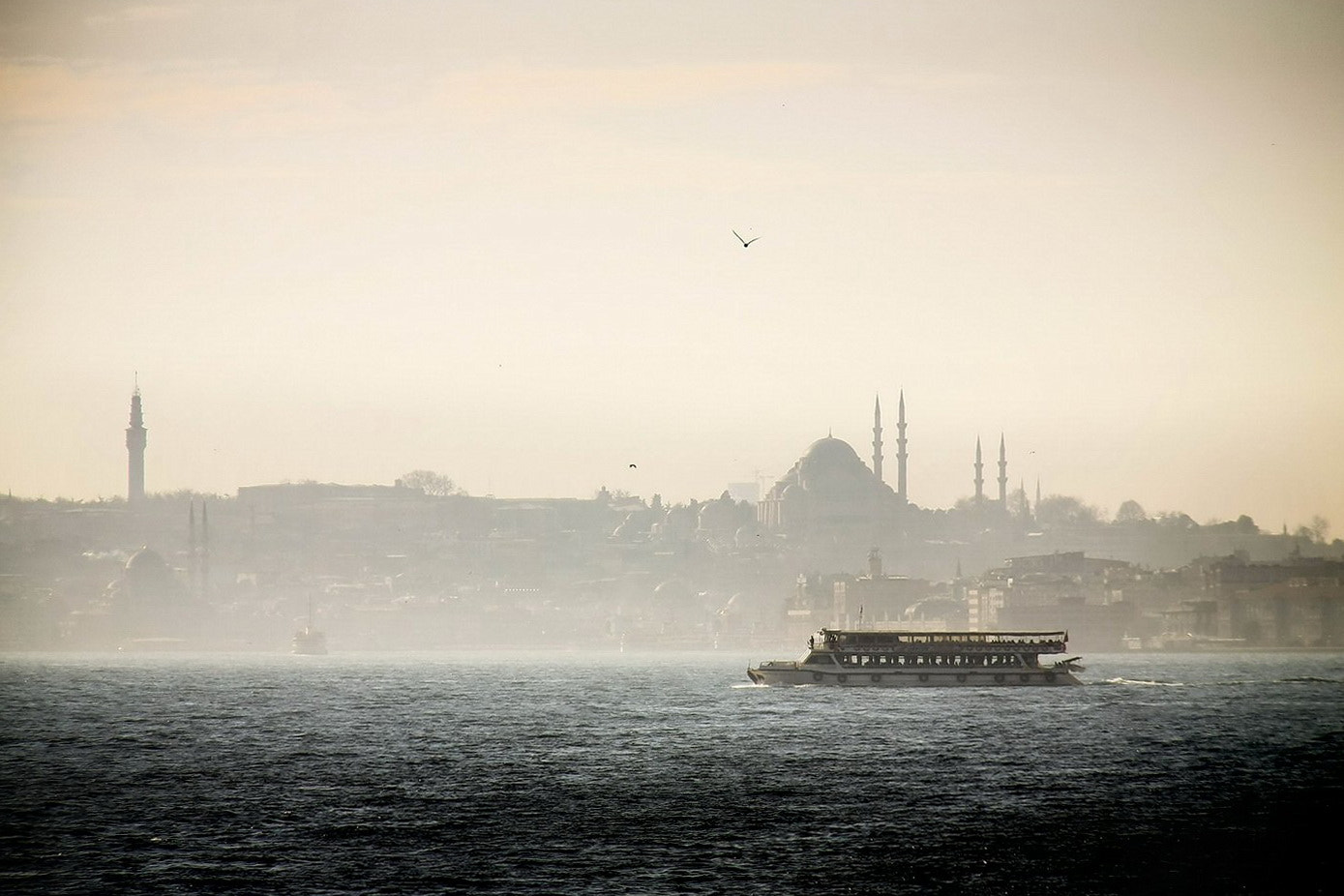 Photograph good morning Istanbul! by Stefano Bassetti on 500px