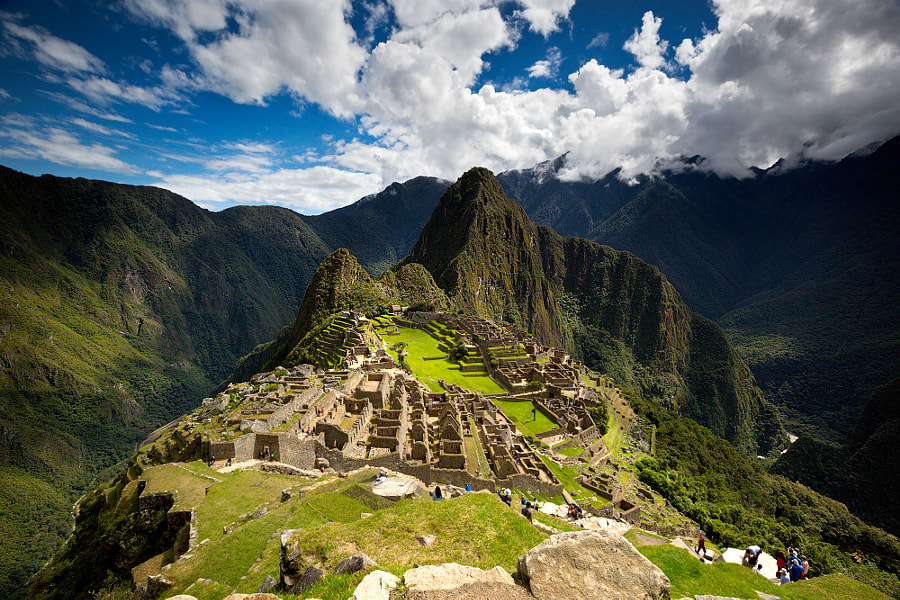 Machu Picchu by Miguel Peris Martí on 500px.com