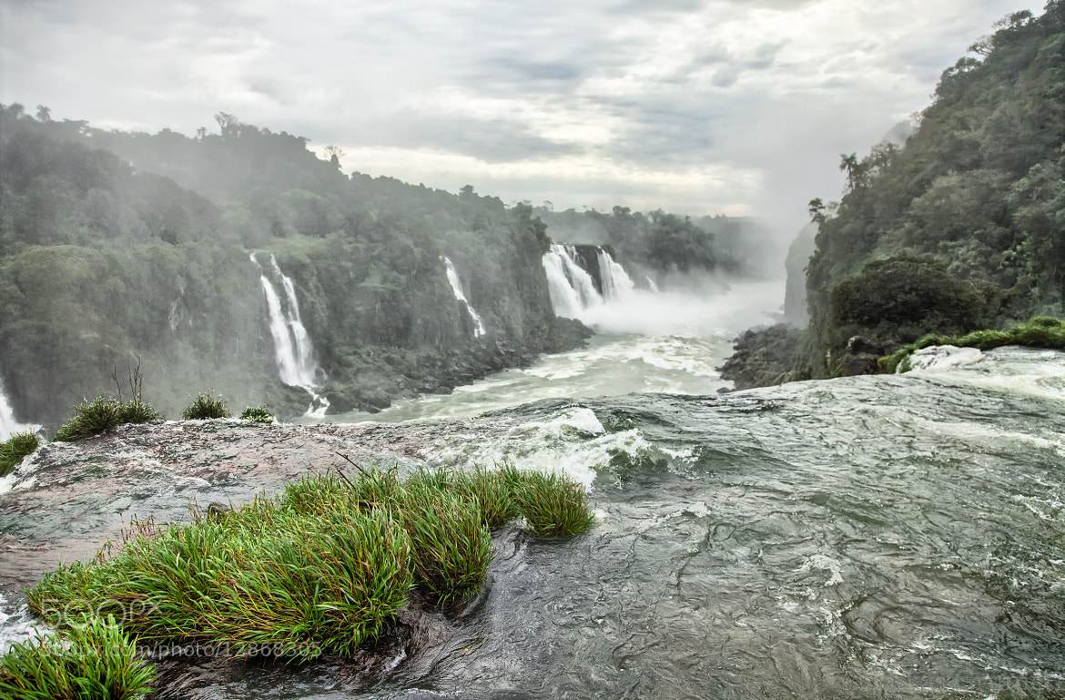Photograph Iguazu Falls by Lukas Grumet on 500px