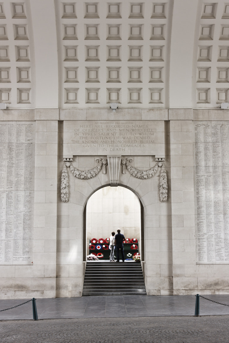 Photograph Menin Gate in Ypres by Tim VdH on 500px