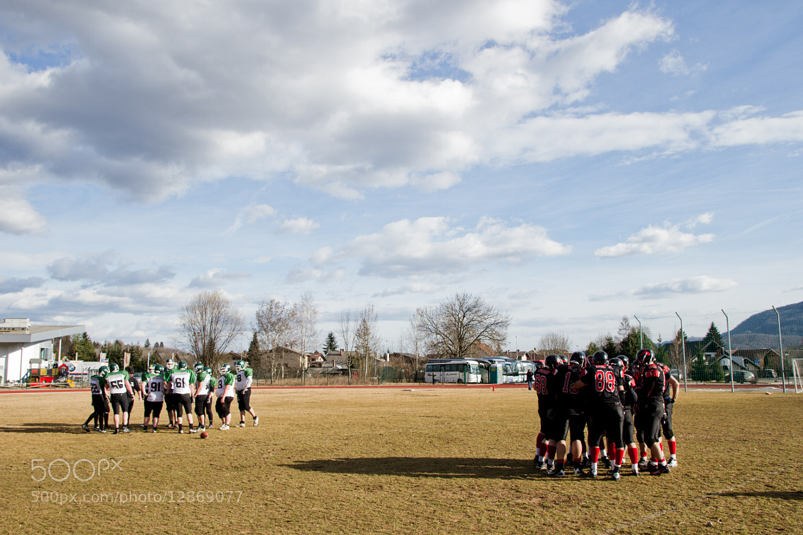 Photograph American Football by Uroš Zajc on 500px