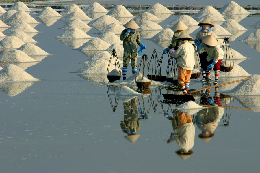 Photograph  CODE 452- HARVERT TIME OF SALT by Tran Minh  Ngoc on 500px