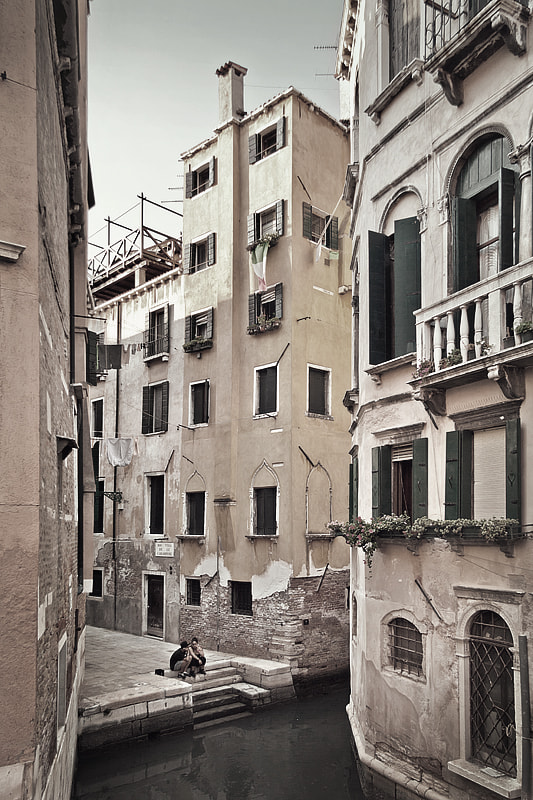 Photograph venice 01 by Max Ziegler on 500px