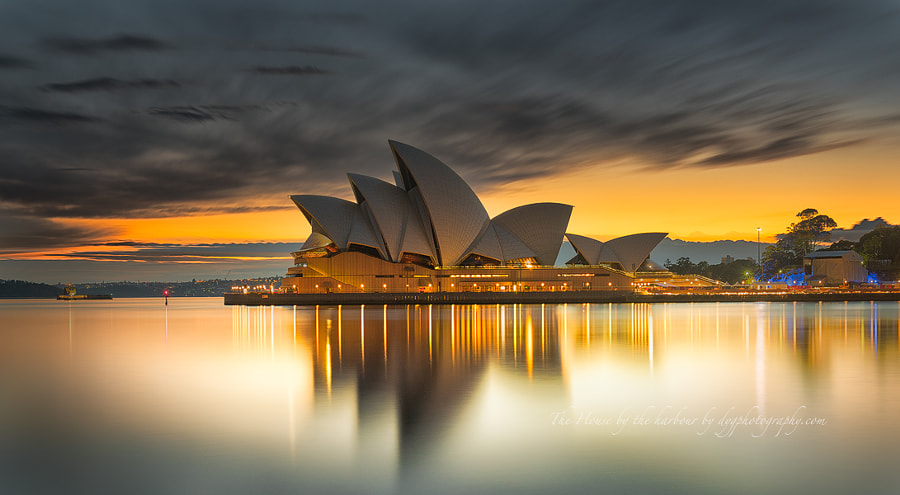 them house by the Harbour by donald Goldney on 500px.com