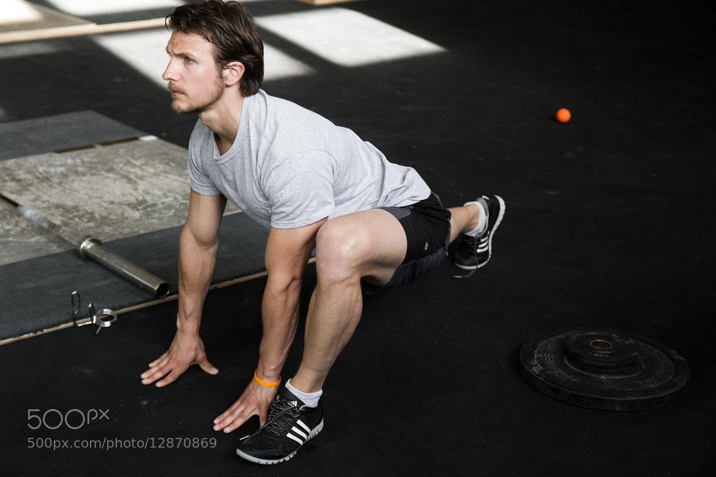 Photograph CrossFit preparation by Uroš Zajc on 500px