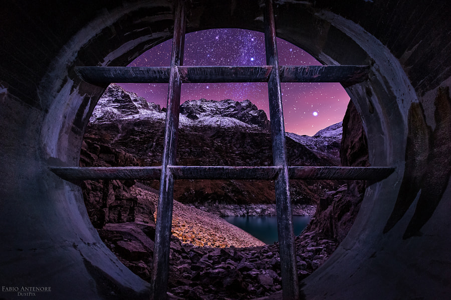 Inside out by Fabio Antenore on 500px.com