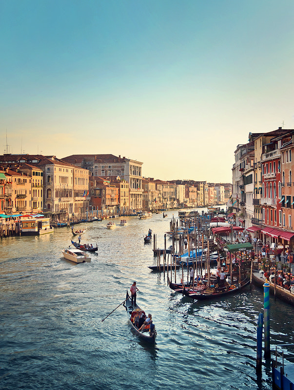 Photograph venice 02 by Max Ziegler on 500px