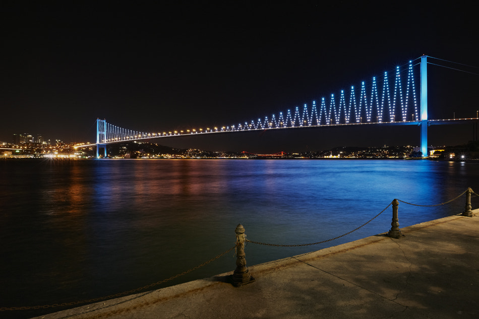 Photograph Two Bridges by Serdal GUZEL on 500px