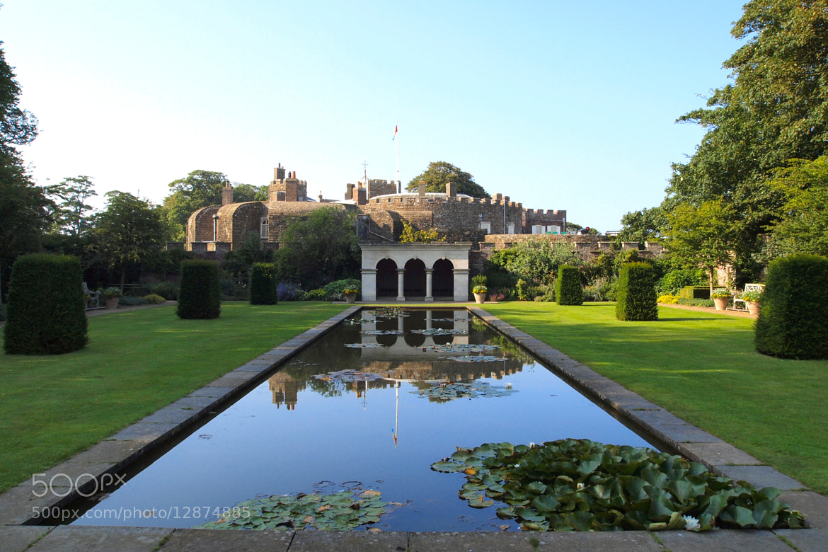 Photograph The Queen Mother's Garden by Nathan Jones on 500px