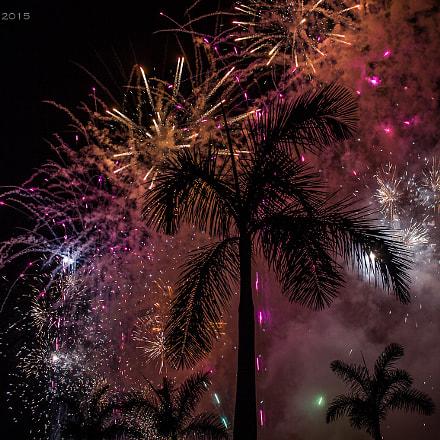 Angola Fireworks