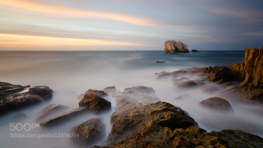 Photograph Un mar de nubes. by Alejandro Rivero on 500px